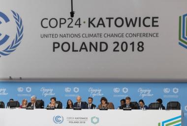 COP24 con foco en cambio climático y con perspectiva de género