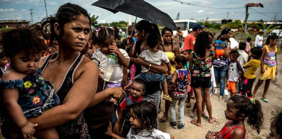 Pandemia provoca aumento de niveles de pobreza y restrasa el cumplimiento de la Agenda 2030